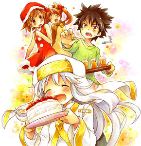 Index and the cast have a pretty exciting Christmas.